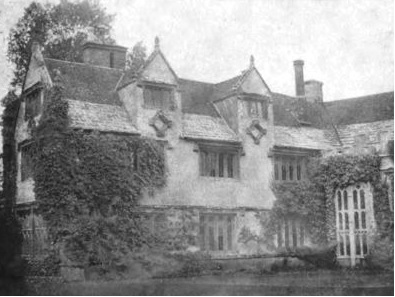 Another view of Athelhampton Hall